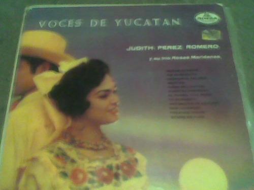 l.p.voces de yucatan