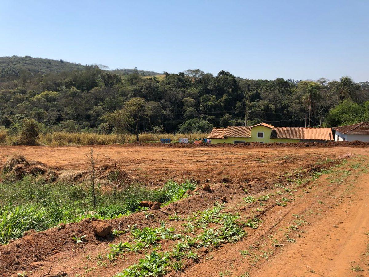 lr - terrenos demarcados de 1000 m² pronto para construir