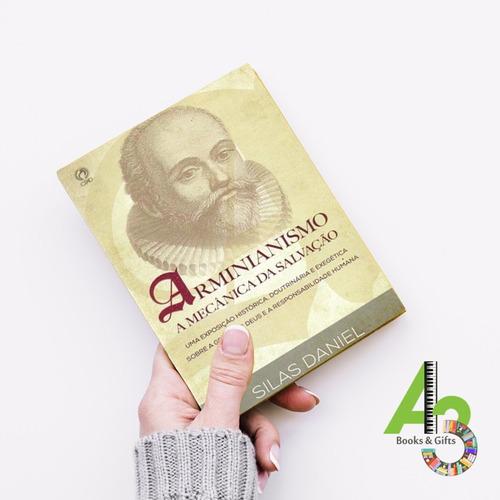 lr01   arminianismo - a mecânica da salvação - silas daniel