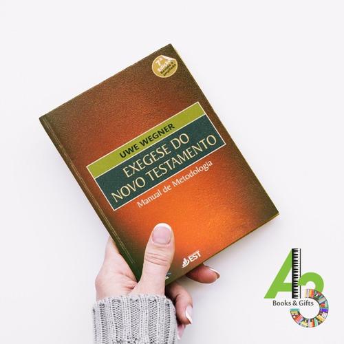 lr02    exegese do novo testamento - uwe wegner ed sinodal