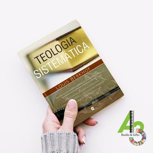 lr11   teologia sistemática [louis berkhof]  cultura cristã