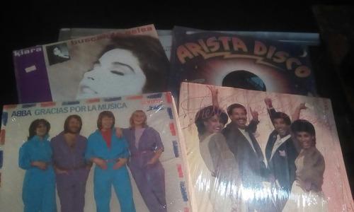 lrbl. 10 discos lp,  album andrés eloy blanco2 lp, otros8 lp