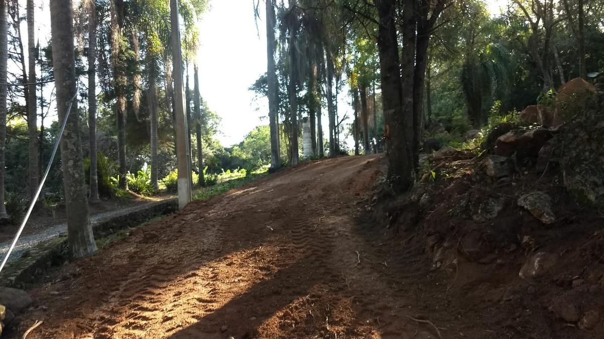 ls- terrenos em ibiuna