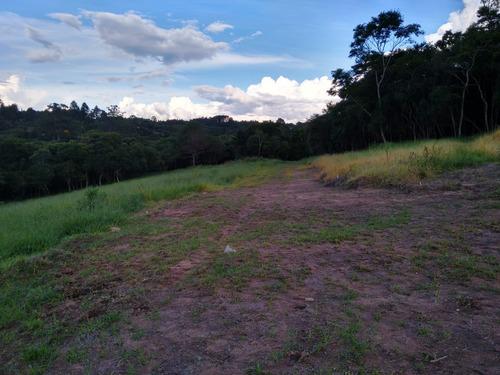 l.s -  terrenos para formaçao de chacaras em ibiuna sp