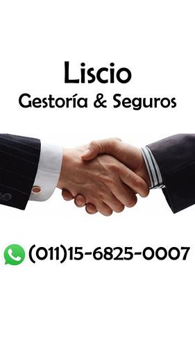 lsc gestoría automotor inmobiliaria & seguros integrales