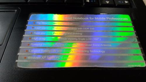 lt20 lg tablet pc 12   pentium m 1.6 ghz  ram 2g  hd 120