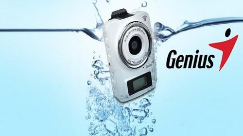 ltc camara genius life fhd300 mini camara tipo gopro + acc