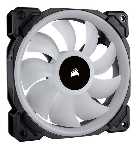 ltc ventilador corsair case ll120 rgb120mm luz doble rgb led