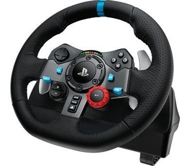 ltc volante + pedales logitech g29 force para ps3 y ps4 / pc