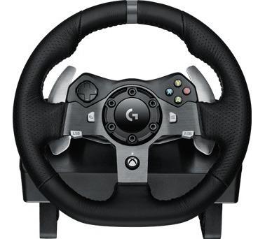 ltc volante + pedales logitech g920 driving force xbox y pc