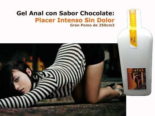 lubricante anal gel dilatador cola sexo sex shop crema