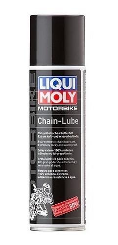 lubricante cadena liqui moly alemán
