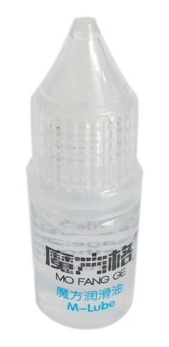 lubricante cubo rubik qiyi mofangge 3 ml