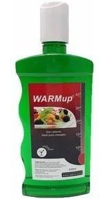 lubricante intimo aceite caliente warnup 240 ml manzana