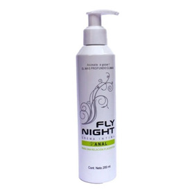 Lubricante Intimo Anal Fly Night 200 Ml