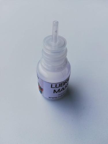lubricante maru para cubos rubik profesional 5 ml speedcubes
