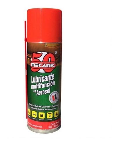 lubricante multifuncion aerosol 427 ml mecanic 50 martins