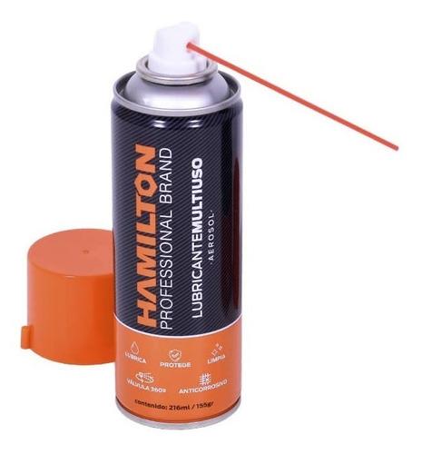 lubricante multiuso aerosol hamilton 216 ml lu21