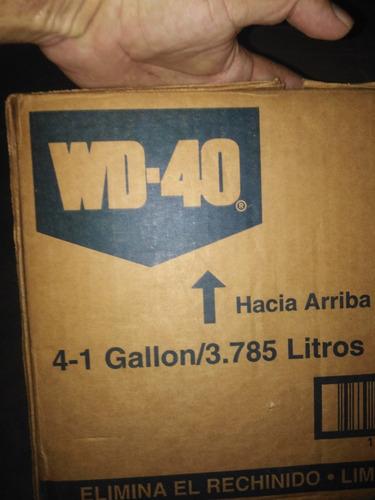 lubricante multiuso dw 40  3785litros