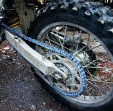 lubricante para cadenas de motos con oring, bel ray usa lea.