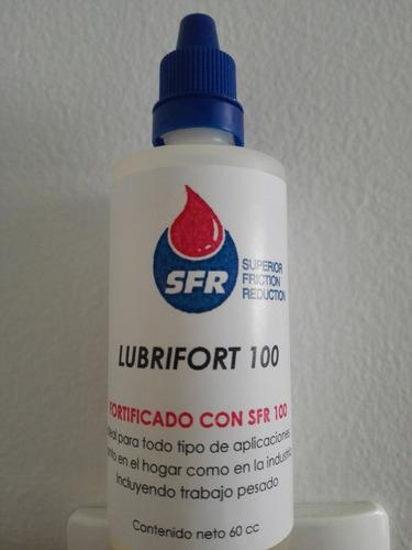 lubricante para cadenas de motos - lubrifort 100 - 60 cc