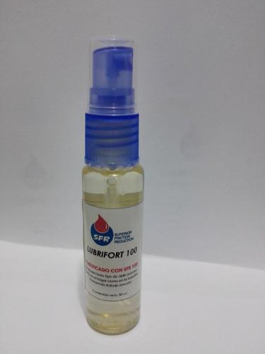 lubricante para herramientas - lubrifort 100 - 30 cc spray