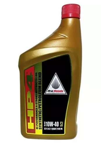 lubricante pro honda hp4 10w40 4t semi sintetico yuhmak