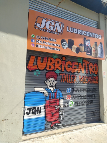 lubricentro - mecánica general