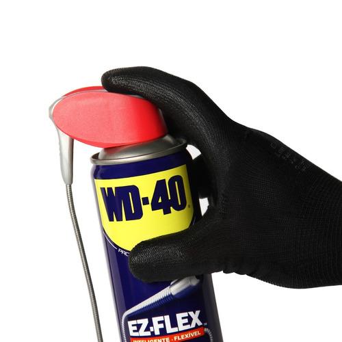 lubrificante multiuso ez flex aerossol multiuso wd40 400ml