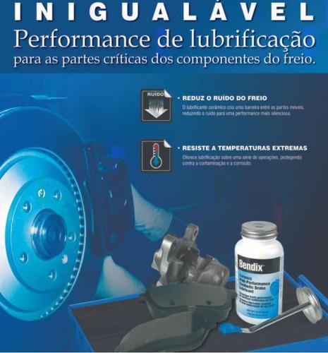 lubrificante sintetico ceramico p sistema freio bendix bl20
