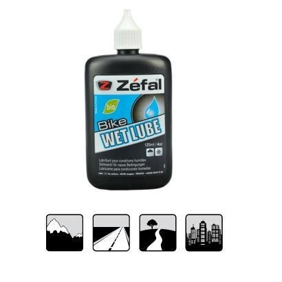 lubrificante zéfal wet lube bio 125ml