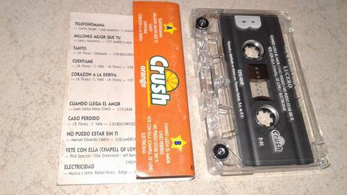 lucerito cassette colección crush lucero