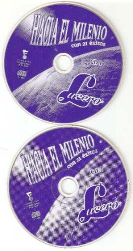 lucero 2 cd hacia el milenio con 21 exitos