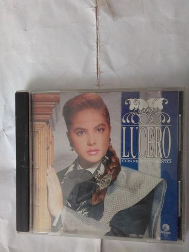 lucero con mi sentimiento melody 1990 cd