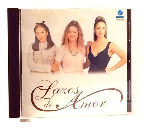 lucero lazos de amor cd