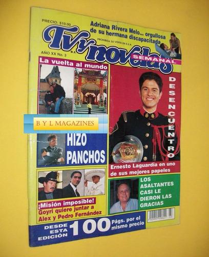 lucero maria felix ernesto laguardia revista tv y novelas 99