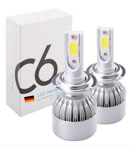 luces auto kit led h7 cree 6 generación - envio gratis - uru