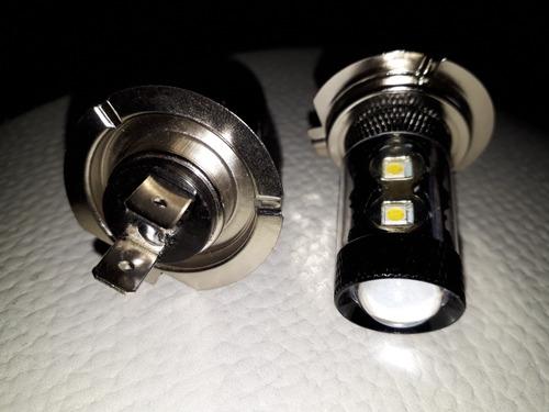 luces  baja led h7 nuevas