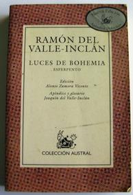 Valle Inclan Luces De Bohemia Pdf