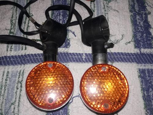 luces de cruces honda shadow 1100. 180 dlrs las 4