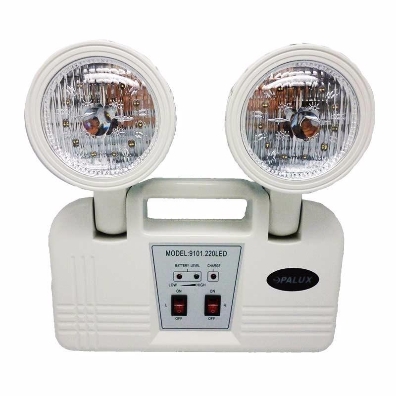 Luces de emergencia detector de humo extintor for Luces emergencia led