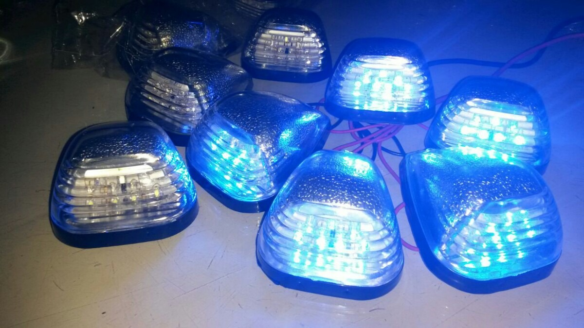 Luces de led de techo para camion bs en - Luces de techo led ...