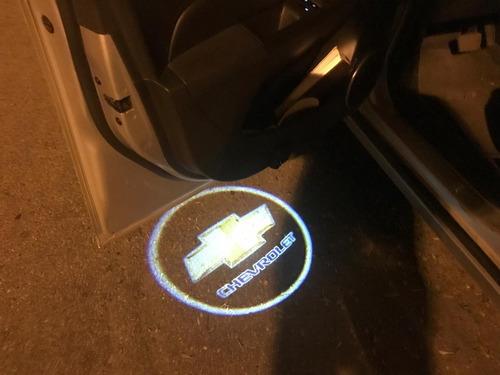 luces de logos para puertas de carro proyector led chevrolet