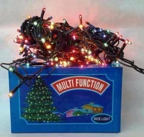 luces de navidad led multicolor musical por mayor y menor