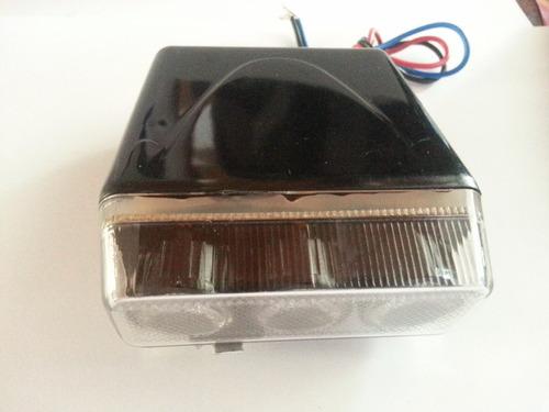 luces de policía alta potencia tipo persiana 3w