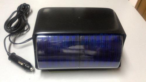 luces de trafico ltd-312. azul.