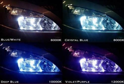 luces de xenón blancas h4