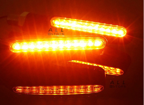 luces direccional universal moto luz led envio gratis