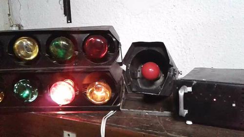 luces discoteca y secuenciador de 10 ch