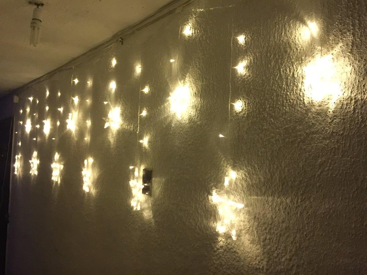 luces estrellas navideñas 17 000 en mercado libre